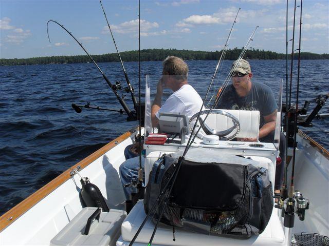 Message boards lake simcoe fishing for Lake simcoe fishing report